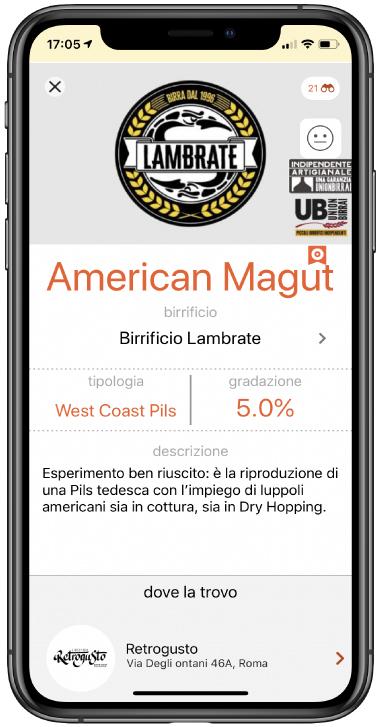 YHOP American Magut